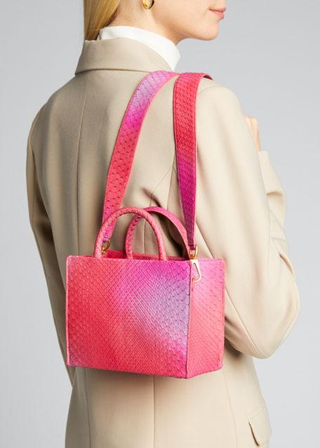 Python Mini Tote Bag