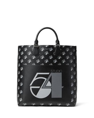 Studio 54 Small North-South Tote Bag