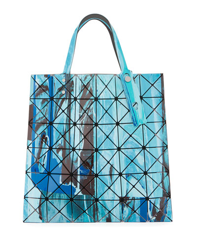 Gravity Painted Tote Bag