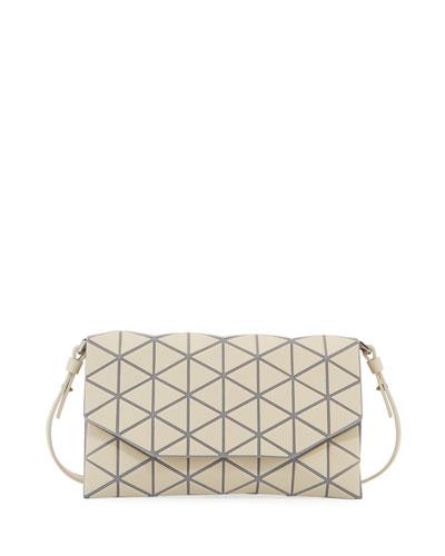 Tonneau Matte Crossbody Bag