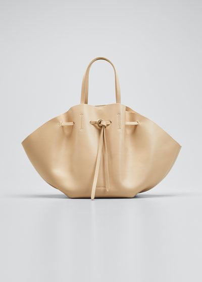 Lynne Leather Tote Bag