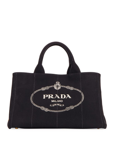 Canapa Medium Logo Tote Bag