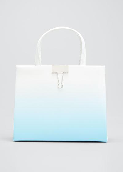 Mini Degrade Box Tote Bag