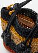Raffia Sefina Phone Holder Bag