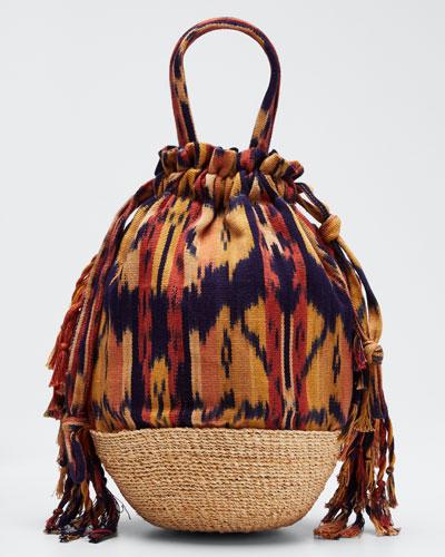 Anita Basket Bag