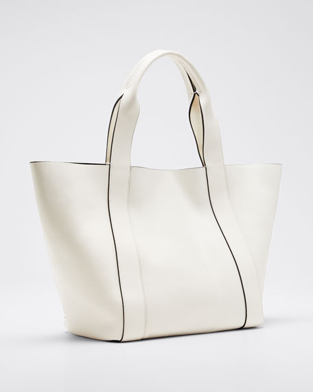 Monili-Edge Media Shopper Tote Bag