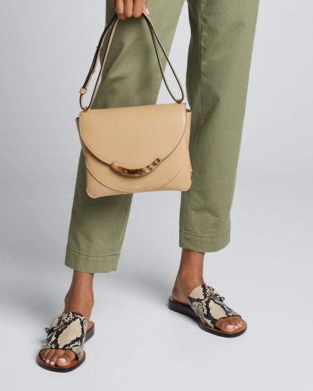 Luna Arch Leather Bag