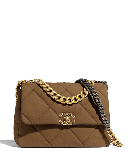 Chanel 19 Flap Bag by Chanel