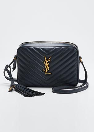 Saint Laurent Handbags Shoulder Satchel Bags At Bergdorf