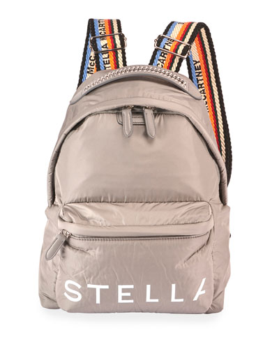 Stella Logo Eco Padded Backpack