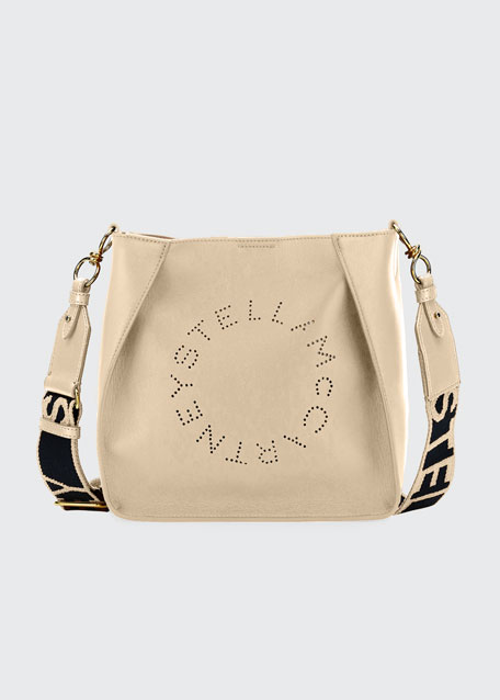 Perforated Logo Alter Napa Crossbody Bag