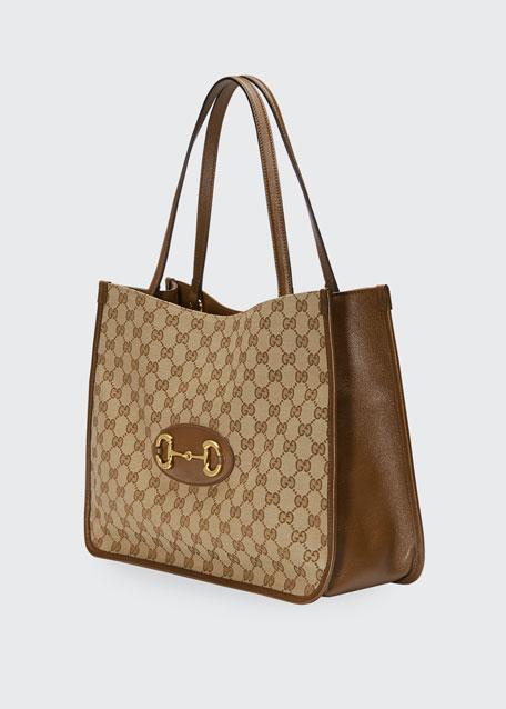 1955 Horsebit GG Tote Bag