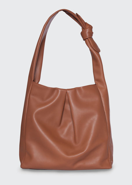 Image 1 of 1: Island Leather Tote Bag