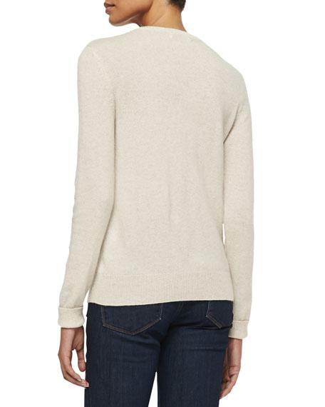 Cashmere V-Neck Cecile Sweater