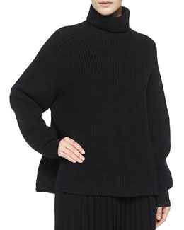 Laney Chunky Turtleneck Sweater