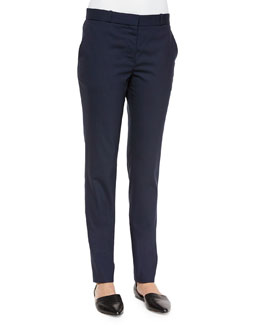 Franklin Straight-Leg Pants