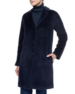 Irving Alpaca-Blend Coat