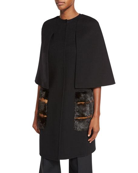 Dye coat black