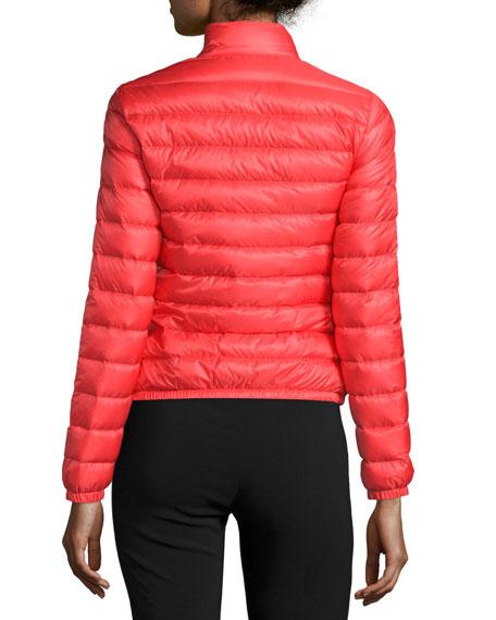 Lans Short Puffer Jacket
