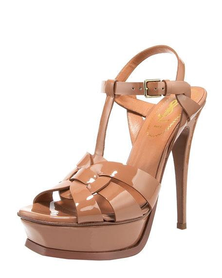 Tribute Patent Sandal