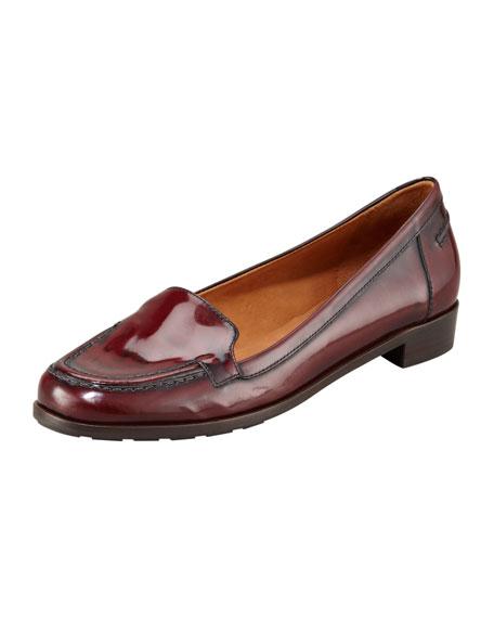 udele flat loafer