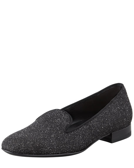 Glitter Smoking Slipper