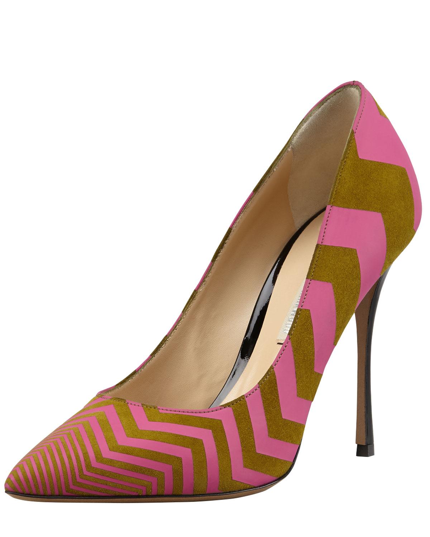 nicholas kirkwood 女士 女鞋 高跟鞋 |美国代购-美折
