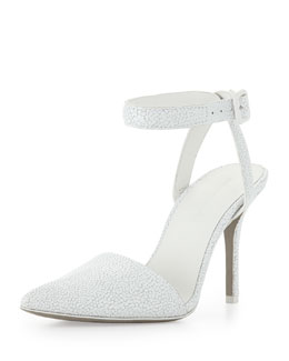 Alexander Wang LOVISA POINTED TOE PUMP