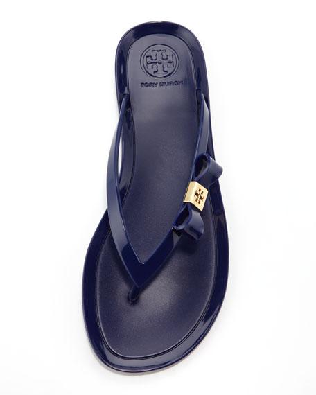 365e3d62cbaa Tory Burch Michaela Bow Jelly Thong Sandal