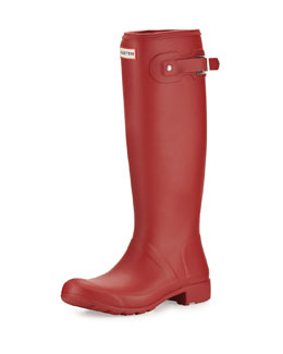 Original Tour Welly Boot, Military Red