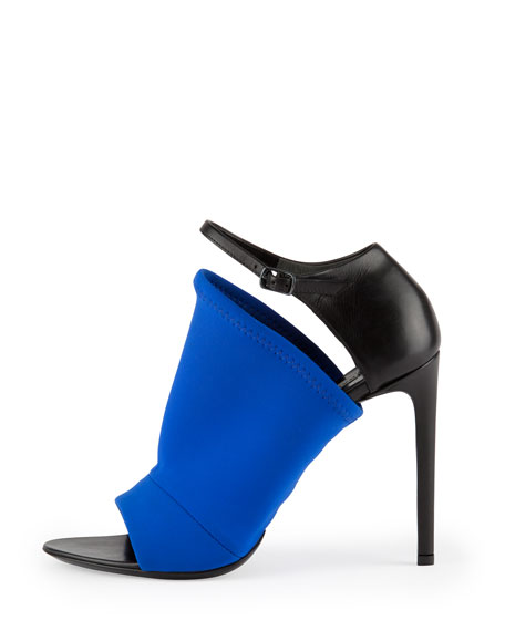 Neoprene Glove Sandal, Electric Blue