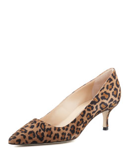 BB Specchio 50mm Pump, Leopard