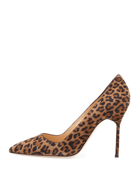 BB Specchio 105mm Pump, Leopard (Made to Order)
