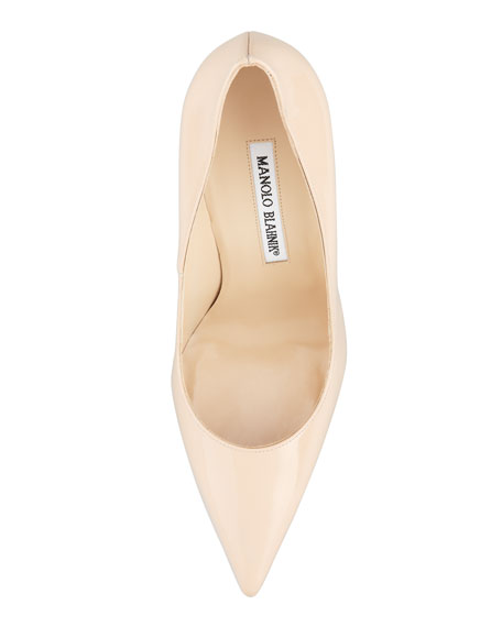 BB Patent 115mm Pump, Nude