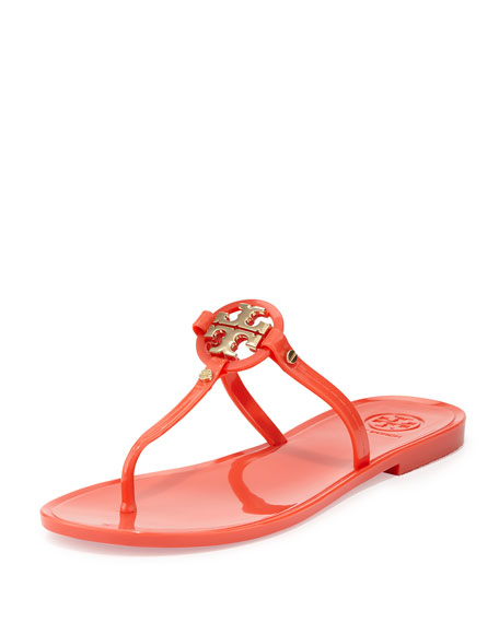 598bd75f7 Tory Burch Mini Miller Jelly Thong Sandal