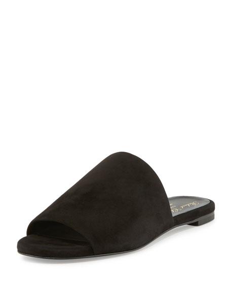 Gigy Suede Mule Slide Sandal