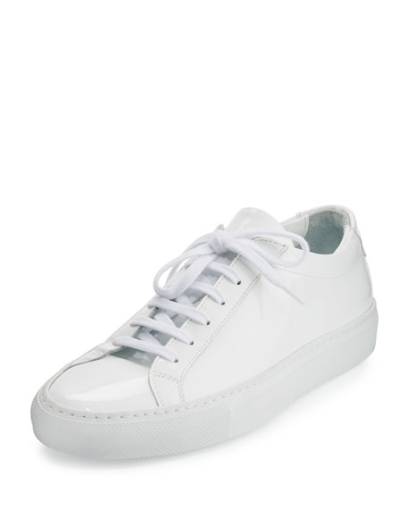 Common Projects Achilles Patent Leather