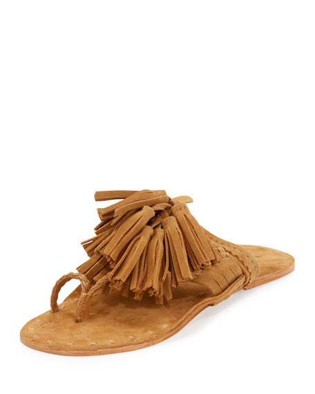 Figue Suede Thong Sandals 100% guaranteed for sale outlet big sale FN9nbdQoFC