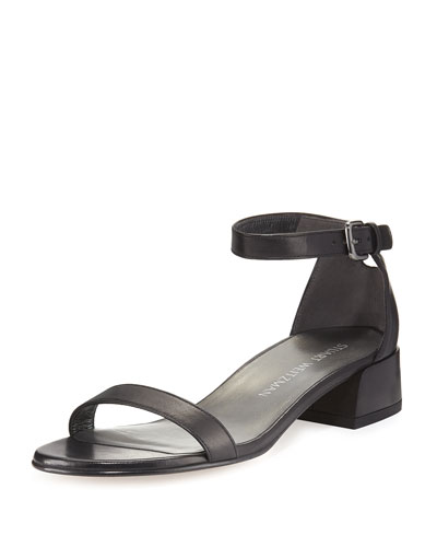 NUDISTJUNE 40MM SANDAL
