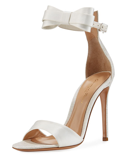 White sandals Gianvito Rossi wEbNq7Pl