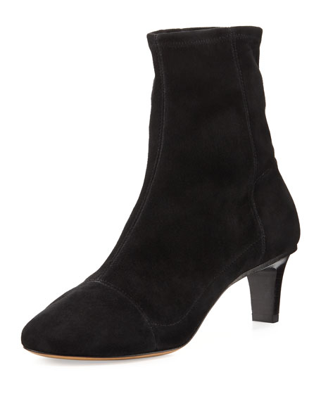 Isabel Marant Daevel suede ankle boots EGgpyynQ