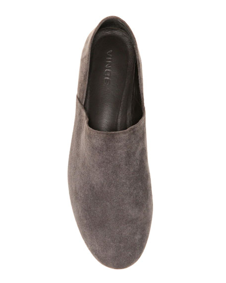 Maude Suede Slip-On Loafer