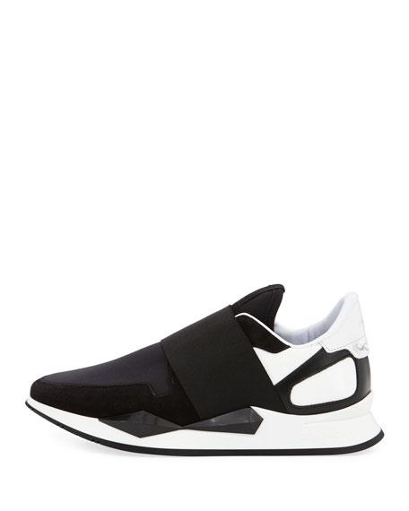 Slip-On Elastic Sneaker