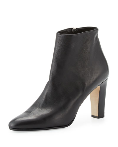 Insopo Leather 90mm Ankle Boot