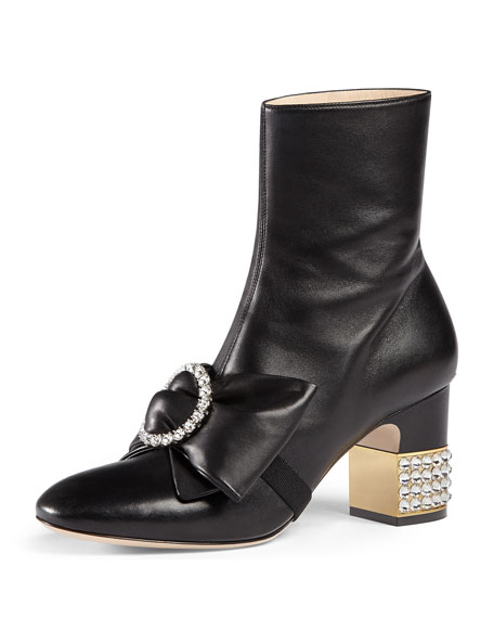 75mm Candy Bow Bootie