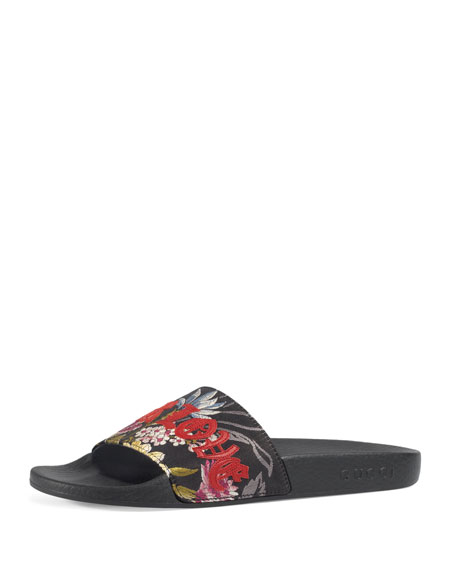 Pursuit Blind For Love Slide Sandal