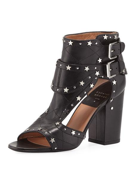 LAURENCE DACADE Leather Sandal bwrJmnGrGX