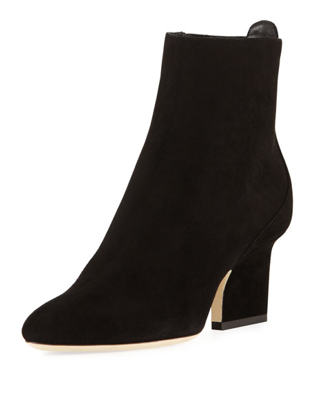 Autumn Suede Ankle Boot