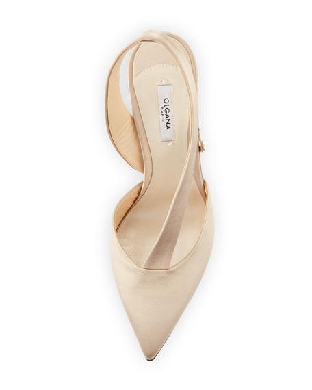 My Favorite Embellished Platform Sandal