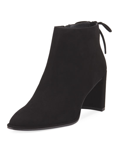 Lofty Suede Ankle Boo